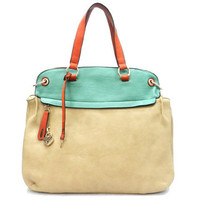 Pree Brulee - Camel Mint Handbag