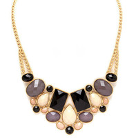 Pree Brulee - Elegant Oxford Necklace