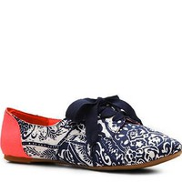 Not Rated Lulu Oxford Flat