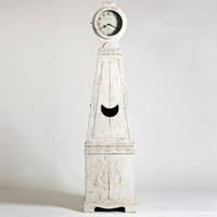 Tara Shaw Maison Swedish Lyre Tall Case Clock
