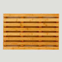 Bamboo Bath Mat