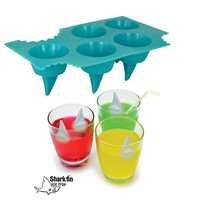 Shark Fin Ice Cube Mold