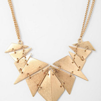 Geometry Class Necklace