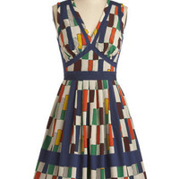 Plenty by Tracy Reese Hone Your Crafting Dress | Mod Retro Vintage Dresses | ModCloth.com