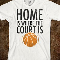 Home Is Where The Court Is - Galaxy Cats