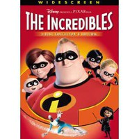 The Incredibles (Two-Disc Collector&#x27;s Edition) (2004)