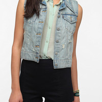 Levis Denim Trucker Vest