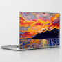 West Coast Sunset  Laptop &amp; iPad Skin by Morgan Ralston | Society6