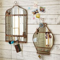 Birdcage Mirrors | PBteen