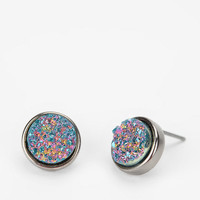 Urban Outfitters - Druzy Stone Earring