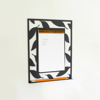 Magnetic notepad | Home Accessories | Animi Causa Boutique