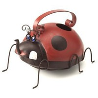 Amazon.com: LadyBug Watering Can: Patio, Lawn & Garden