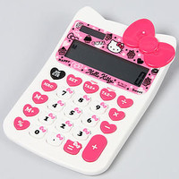 The Figure it Out Hello Kitty Calculator