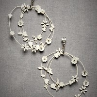 Daisy Chain Earrings in EXPLORE Archive Meet the Designers Debra Moreland at BHLDN
