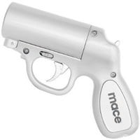 Mace Pepper Gun Silver, Sprays from any Angle up to 25&#x27;, Trigger Activated LED for Better Aim: Amazon.com: Industrial &amp; Scientific