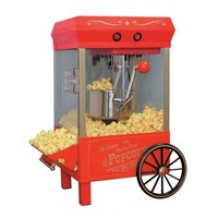 Nostalgia Electrics KPM-508 Vintage Collection Kettle Popcorn Maker