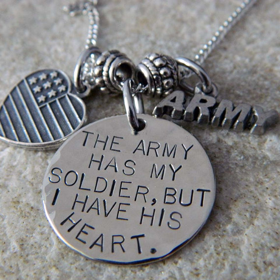 The Army Has My Soldier But I Have His From Wirenwhimsy On