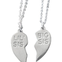Big Sis/Lil Sis Necklace  - Delta Gamma - Greek