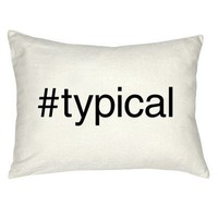 #typical Pillow - Pillows - Bedding