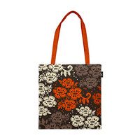 Floral Pattern - Orange - Details - Envelop