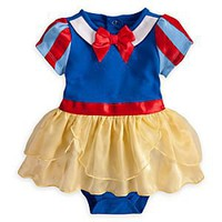 Snow White Cuddly Costume Bodysuit for Baby | Disney Store