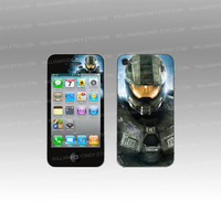 Iphone 5 4 4s Skin - Halo -decal sticker