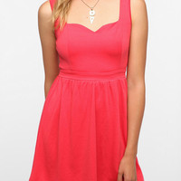 Urban Outfitters - Heart Cutout Back Dress