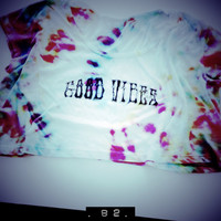 Good Vibes Crop Tee by OFIVY on Etsy
