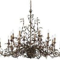 One Kings Lane - Crystorama - Shelby Chandelier I