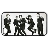 Amazon.com: CTSLR Music & Singer Series Protective Hard Case Cover for iPhone 4 & 4S - 1 Pack - One Direction - We Are Together 7: Cell Phones & Accessories
