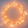Amazon.com: Starry Starry Lights - Warm White Color - 20ft LED String Light - Includes Power Adapter - 2nd Generatin with 120 Individual LED's: Patio, Lawn & Garden