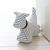 puppy dog doorstops by ella james | notonthehighstreet.com