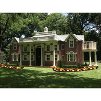 Custom Home Replica Playhouse