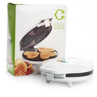 Heart Waffle Maker - Kitchen - Home & Decor