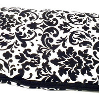 Kindle Fire Case or Nook Color Cover Damask by redmorningstudios