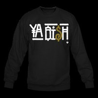 YA BISH - Crewneck