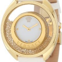 Versace Women's 86Q70D002 S001 Destiny Spirit Floating Micro Spheres Watch: Watches: Amazon.com