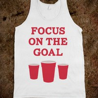 Focus on the Goal - Party Fun