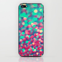 Sparkle iPhone & iPod Skin by Jadie Miller | Society6