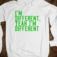 I&#x27;m Different Hoodie - The Best Shirts