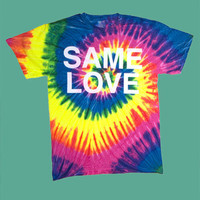 Same Love Tshirt | Macklemore & Ryan Lewis Merchandise