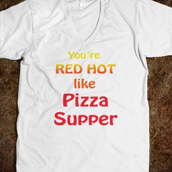 Red Hot Like Pizza Supper - Battlestar 2