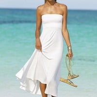 Terry Convertible Tube Dress - Victoria's Secret