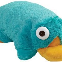 Amazon.com: My Pillow Pets Authentic Disney Perry Folding Plush Pillow, 18-Inch, Large: Home & Kitchen