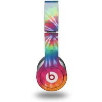 Amazon.com: Tie Dye Swirl 104 Decal Style Skin (fits Beats Solo HD Headphones): Everything Else