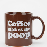 Coffee Makes Me Mug