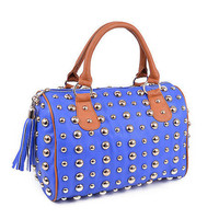 Pree Brulee - English Boston Handbag