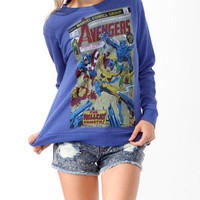 The Avengers Pullover