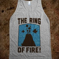 The Ring of Fire - Pop Couture