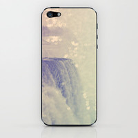 Niagara Falls iPhone & iPod Skin by LitPrints | Society6